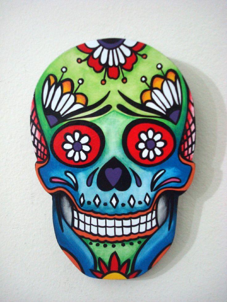 Calaveras mexicanas | Moments & Images | Pinterest | Arte ...