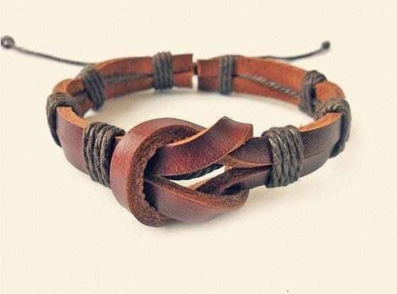 leather bracelet ropes
