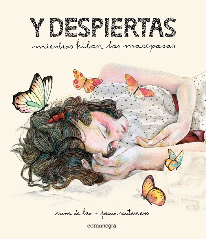 Joana Santamans Illustrated book