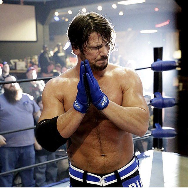 The savior of the WWE we have prayed for!