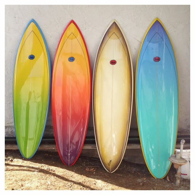 Sunset Single Fins