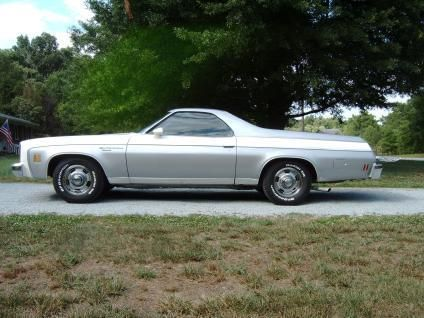 1975 Chevy El Camino!  Custom Muffler & Brakes is proud to be one of the most reliable Auto Care Centers in the Hawthorne, CA area! If you are in need of great auto care, call (310) 973-7045 or visit our website www.mycarfixers.com for more information!