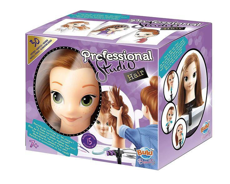 Der Spielzeugtester hat das BUKI France 5401 – Professional Studio Hair angesc… – Spielzeugtester