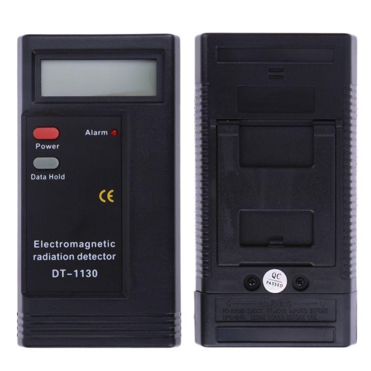 High Quality LCD Digital Electromagnetic Radiation Detector EMF Meter Dosimeter Tester Radiation Measurement