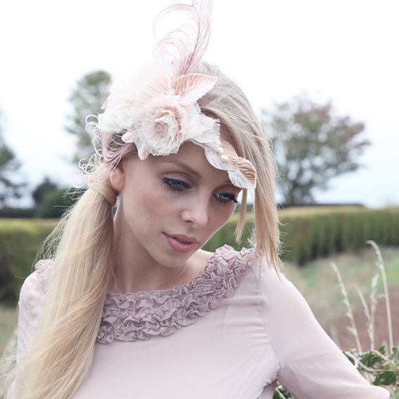 Unique Bridal Headpieces: 15 Best Bridal Hair Accessories Images On Pinterest