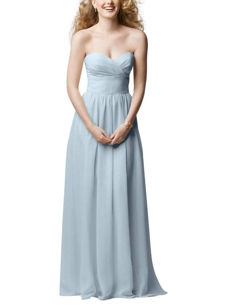15 best Brittany\'s Light Blue Bridesmaid Dresses images on Pinterest ...