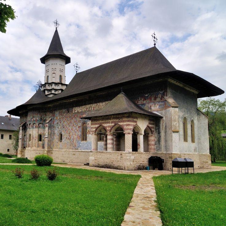 Bucovina's Painted Churches | Sucevita 1581