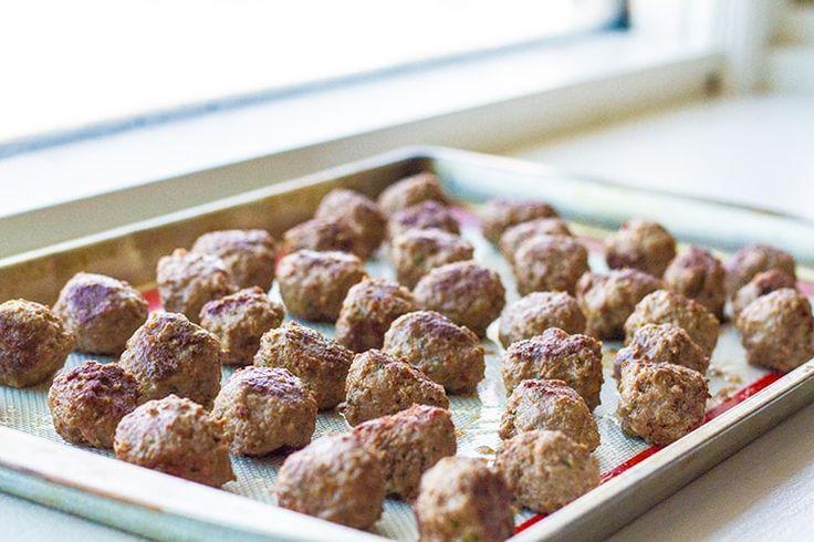 The Best Easy Homemade Meatballs Recipe