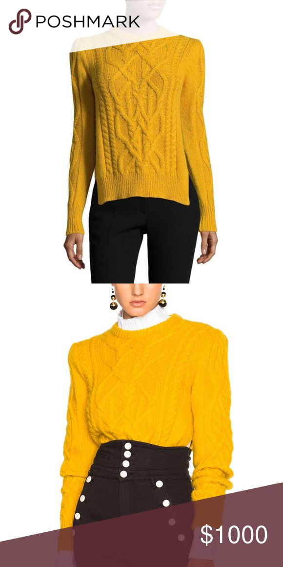 ISO: 🍂NOT FOR SALE🍂 Isabel Marant Gayle Sweater NOT FOR SALE, DO NOT BUY! Looking for an Isabel Marant Gayle Alpaca blend Sweater in Yellow - either sizes FR 36, 38, maybe even 40. My ISO's are pretty specific since I'm trying to capture some wish list items! Let me know if you see one online somewhere or have one in great condition :) Isabel Marant Sweaters