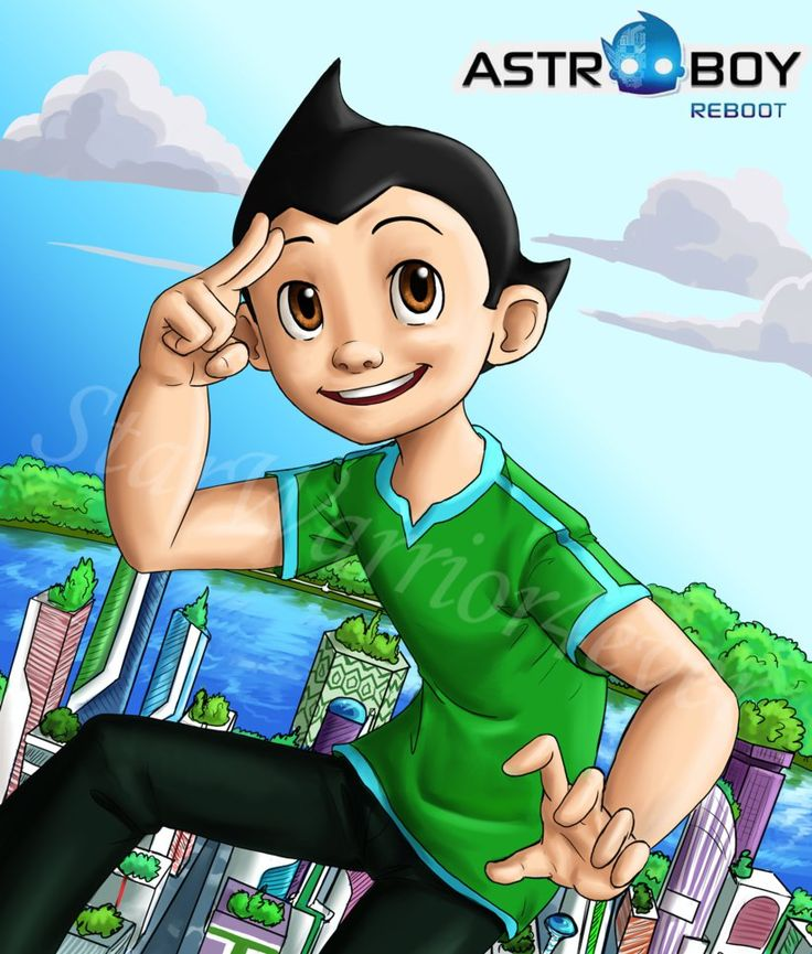 134 Best Images About Astro Boy On Pinterest