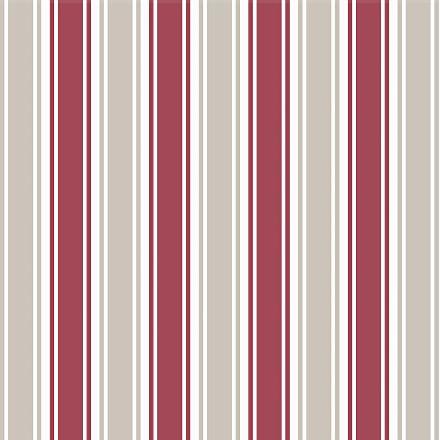 Warwick Fabrics : FULLERTON (PTR) CRIMSON