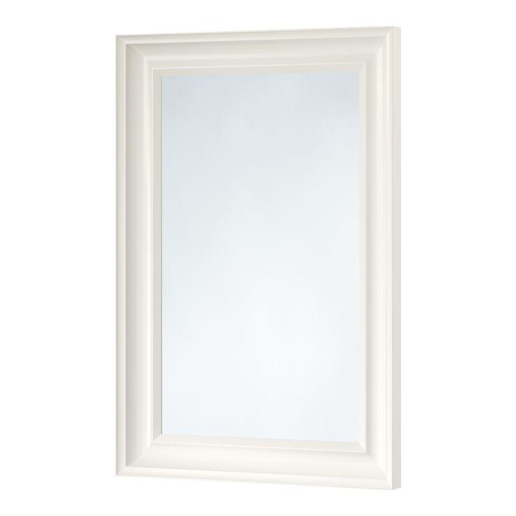 Oltre 25 fantastiche idee su specchio bianco su pinterest for Miroir ikea hemnes