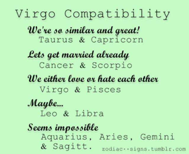 Virgo man dating scorpio kvinna