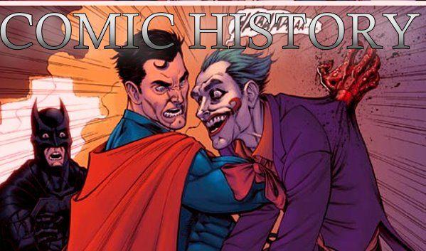 Comic History: INJUSTICE: GODS AMONG US PART 1 (SUPERMAN KILLS JOKER)