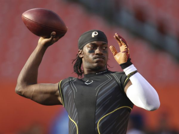 What has been rumored for days finally happened on Thursday and Robert Griffin III became a member of the Cleveland Browns,