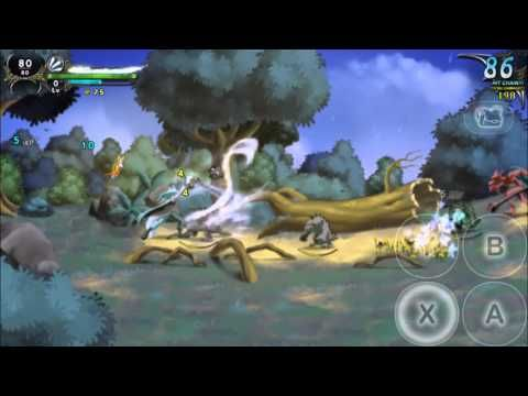 Dust: An Elysian Tail iOS Gameplay - First 40 Minutes