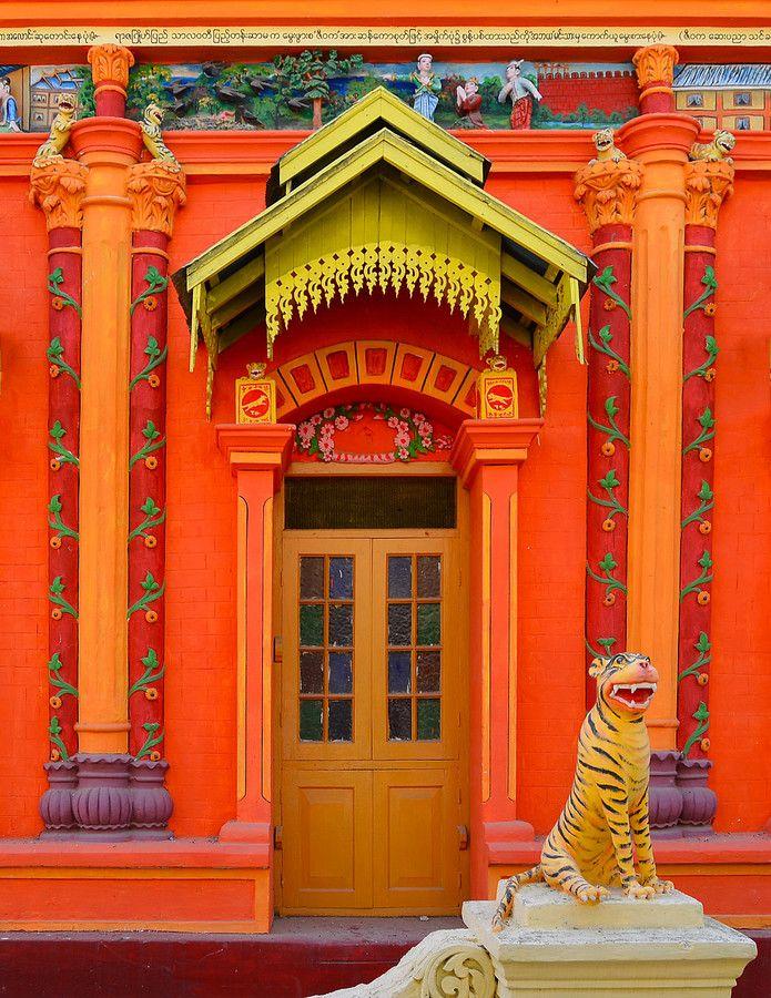 Thanboddhay Temple - Monywa, Myanmar