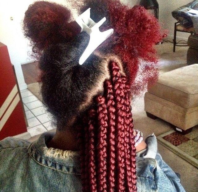 Pinterest Hair004 Hair Hair Styles Box Braids Braided