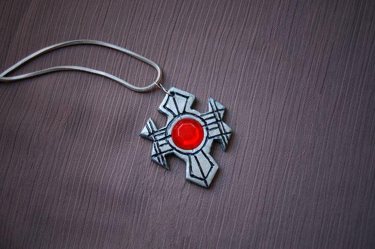 Diablo 3 Duncraig's Balckthorne Cross by ArtemisHobby.deviantart.com on @DeviantArt