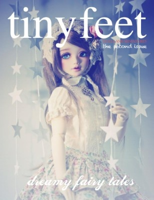 "Tiny Feet - Second Issue  ""Dreamy Fairytales"""