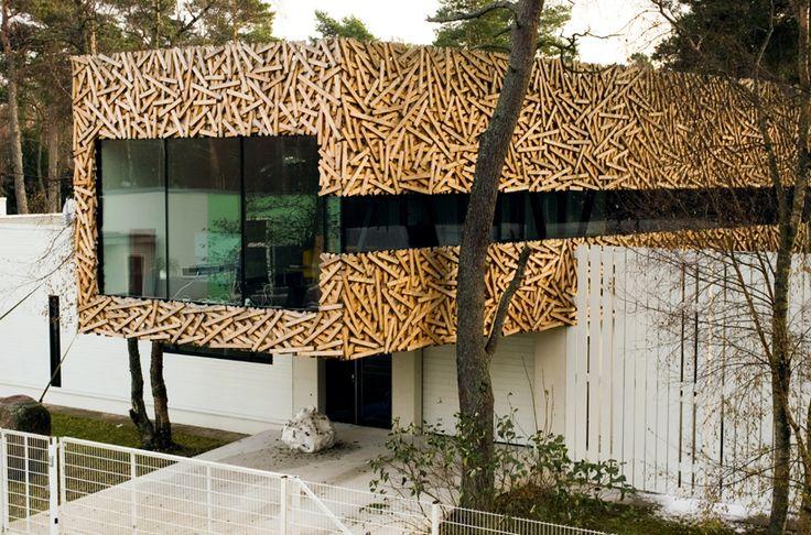 Suurupi House extension / Arhitektid Muru