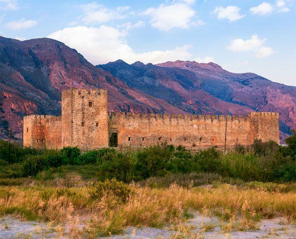 Frango castello in #Creta, Greece.