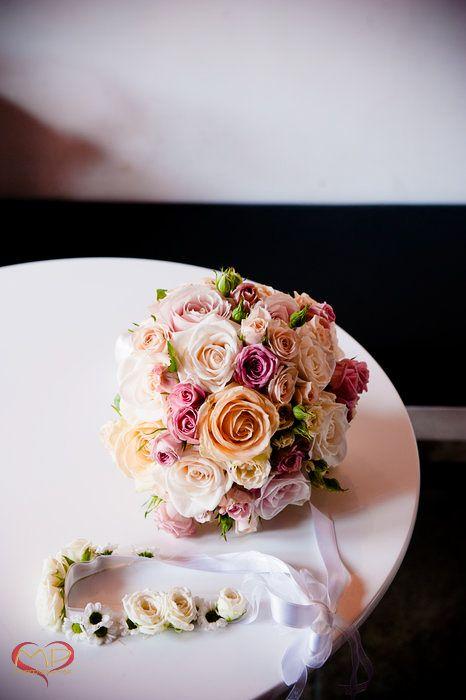 Wedding in Venice / Beautiful flowers!