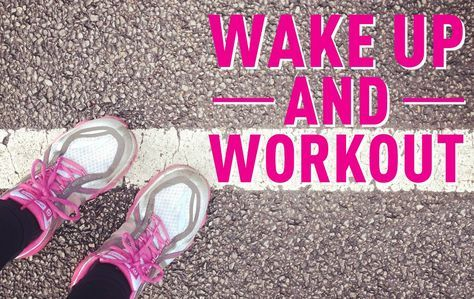 15 Reasons Why You Should Work Out in the Morning - Just try to argue with them.