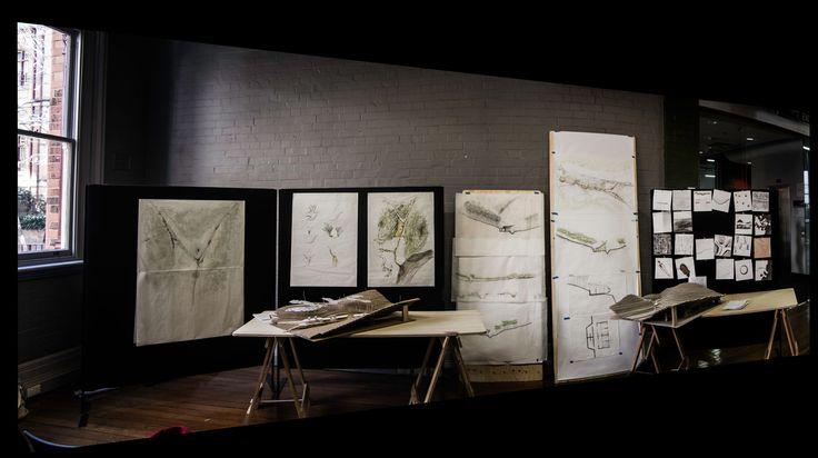 GMMC 2014 - Final exhibition / project team: Vikram Desai + Andrea Fiore + Dillon Kombumerri + Paula Herrero architects