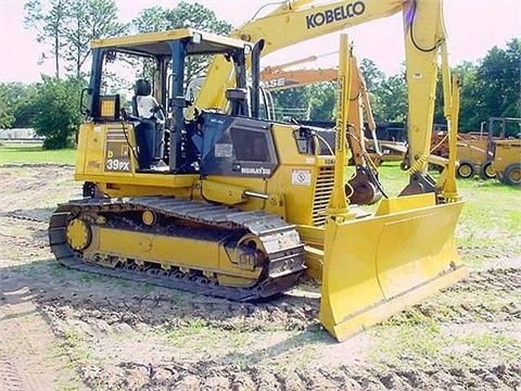 Used 2004 #Komatsu D39px-21 #Dozer in Walterboro @ http://www.heavy-machinerytrader.com/about-us/