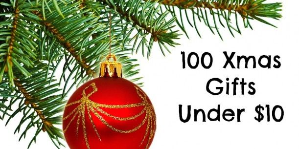 100 Christmas Gifts Under $10 | Stay at Home Mum