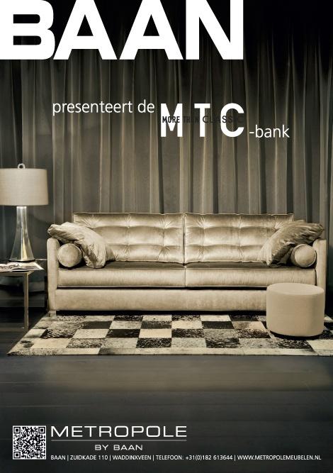 Baan presenteert de MTC Bank|Metropole