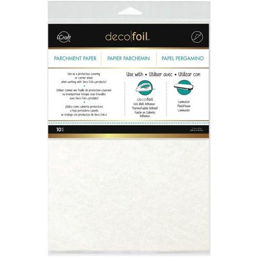 Therm O Web Parchment Paper 11 X 17 Inches Icraft 03388 Deco Foil Parchment Paper Paper