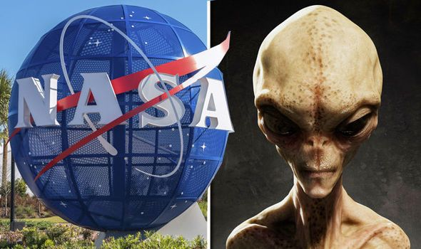 'World on brink of being told aliens EXIST' after NASA 'hints at announcement' THE world's population is being primed for an announcement that aliens have visited Earth after NASA hinted at new developments, conspiracy theorists have shockingly claimed.