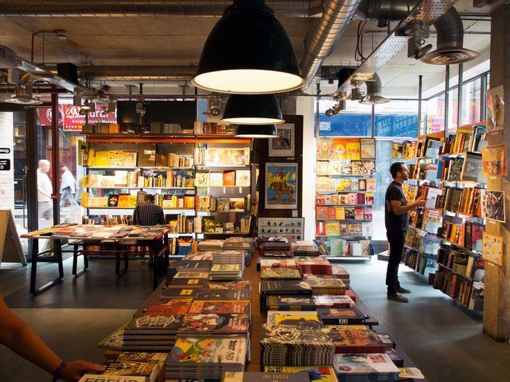 Gosh!, 1, Berwick St, London, W1F 0DR. | 14 Beautiful Independent Bookshops In London