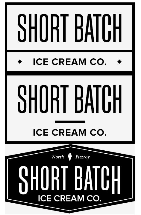 Mr James Noble has been doodling for us.Here's where we're headed with the Short Batch branding. Coming soon to the side of an i...