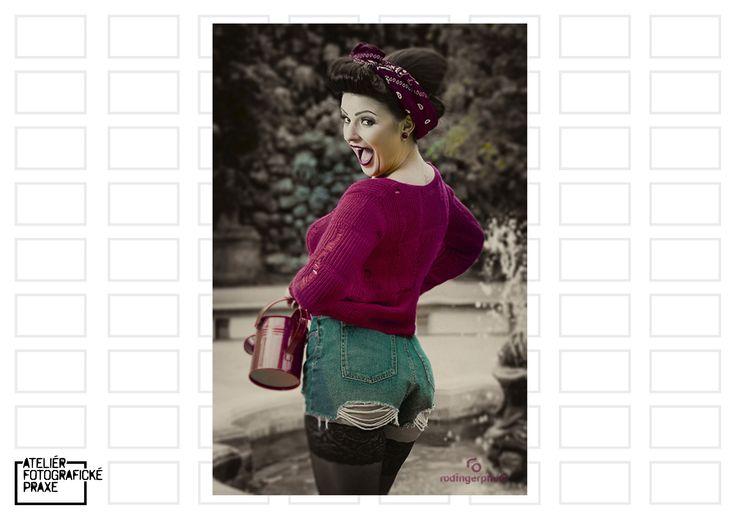 Fotografie z kurzu Profesionální portrétní fotografie s Kamilem Rodingerem. http://afop.cz/fotograficke-kurzy/kategorie/profesionalni-portretni-foto-rodinger/ #fotografovani #kurz #fotokurz #fotografickekurzy #canon #nikon #portret #modelka