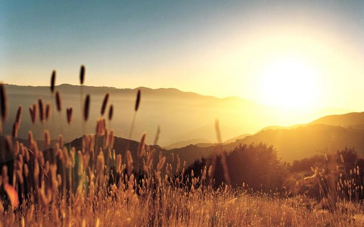 Sunrise - Optimised for the Retina display - 2880 x 1800