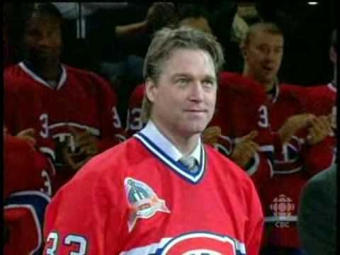Montreal Canadiens Retire Patrick Roy #33 Jersey Part 1 Ceremony