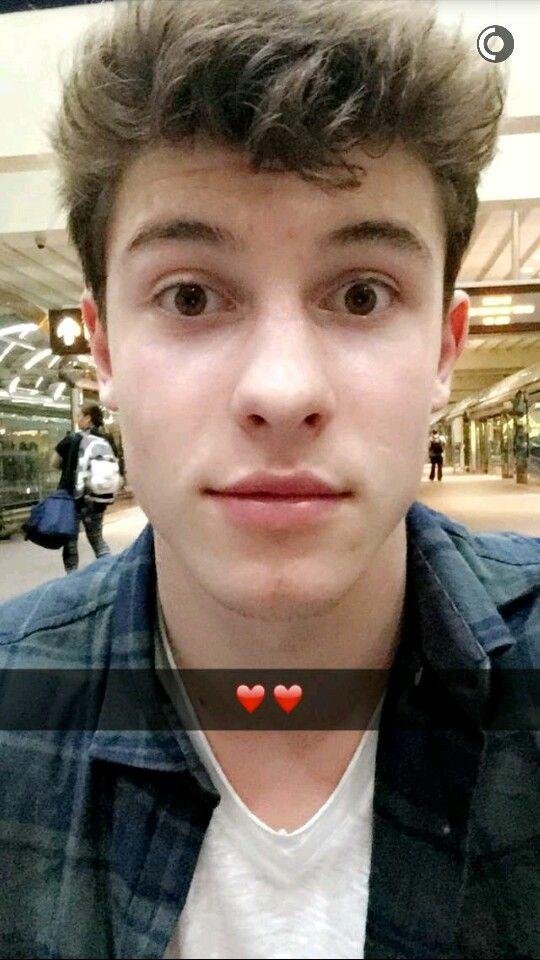 Shawn mendes, Snapchat cute ❤