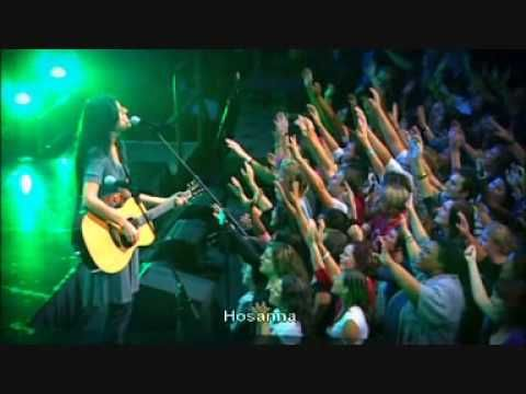 Hosanna (Hillsong United) My favorite worship song.
