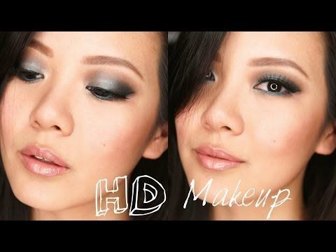 ▶ Makeup Tutorial: HD Makeup for Proms, Formals, Photography - YouTube