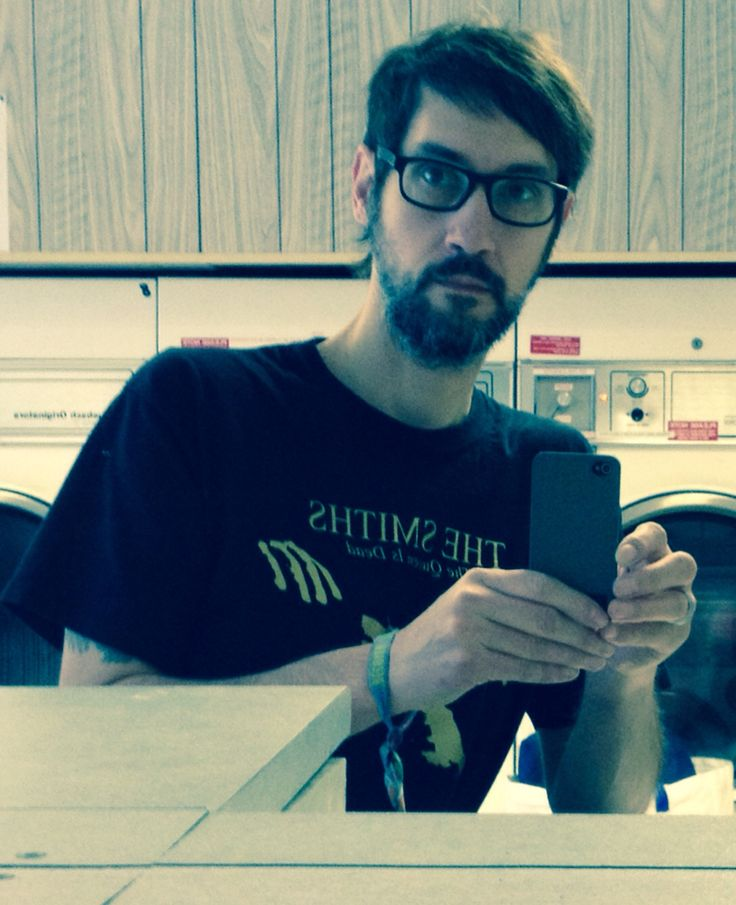 Beard selfie Oct 2014.