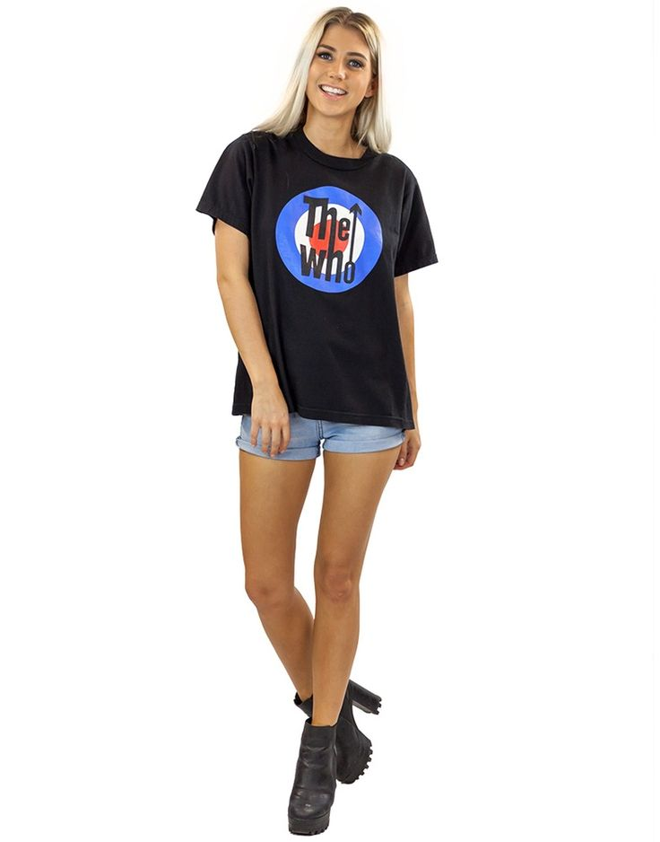 Image of The Who Tee