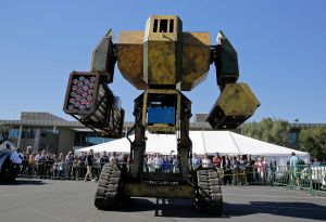 US will take on Japan in battle for gigantic fighting robot supremacy | New York Post