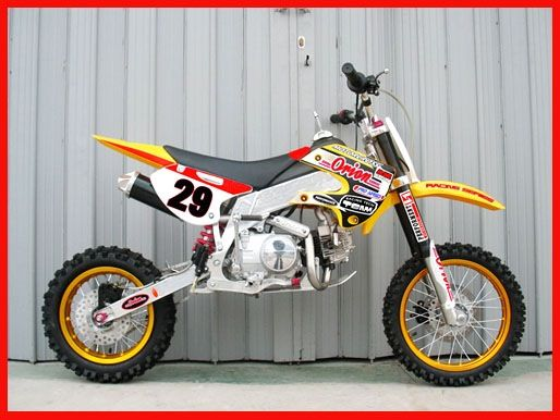 Orion 125cc pitbike