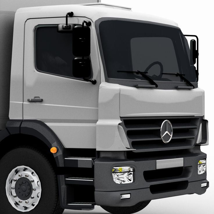 Commercial Truck Mercedes #Commercial, #Truck, #Mercedes