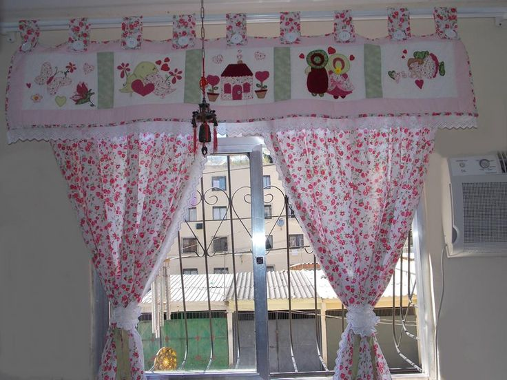 2531 best images about cortinas y cenefas on pinterest - Cenefas para pared ...