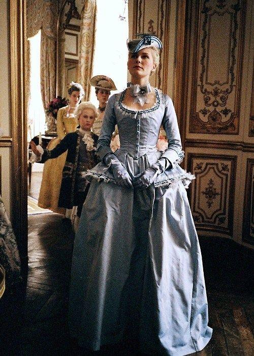 Marie Antoinette #KirstenDunst
