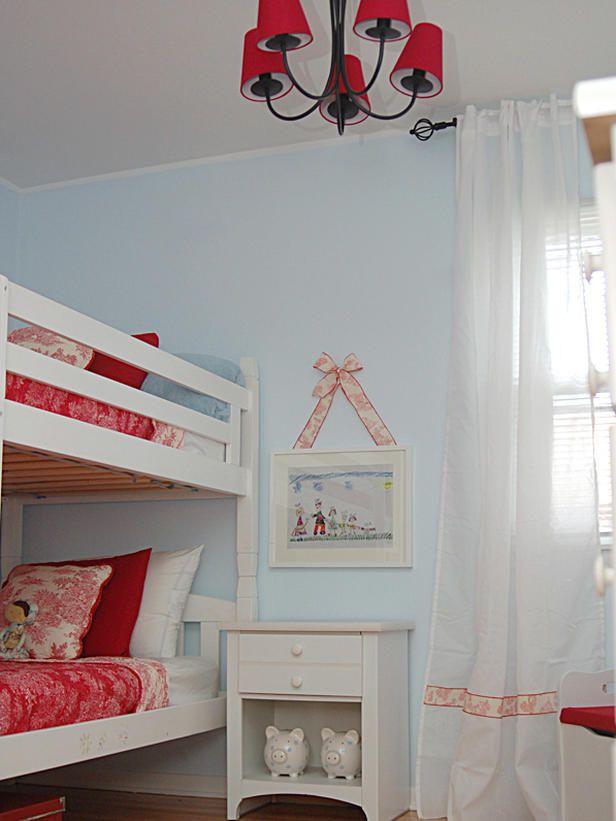 Money-Saving Design Ideas for Kids' Rooms : Rooms : Home & Garden Television